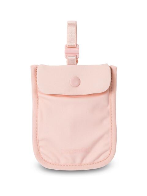 Pacsafe Coversafe S25 Secret Bra Pouch Women orchid pink